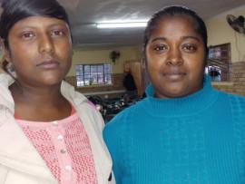 Glenhills residents Melanie Mthembu and Viloshini Sivalingam claim to have bought land from previous Ward 13 Cllr Bonisile Dlavana.