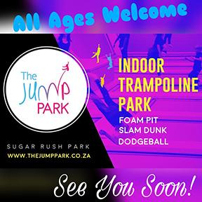 The Jump Park  071 137 0285