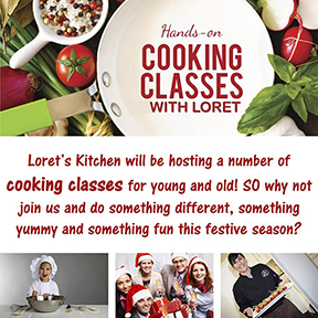 Loret's Kitchen 082 561 1735