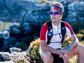 Internationally acclaimed trail runner Ryan Sandes joins runners in this Sunday's uMhlanga's Trail Run on  Sunday, December 18.