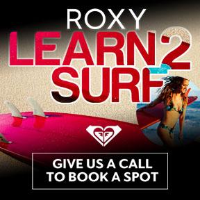 Roxy Learn 2 Surf 076 877 5143