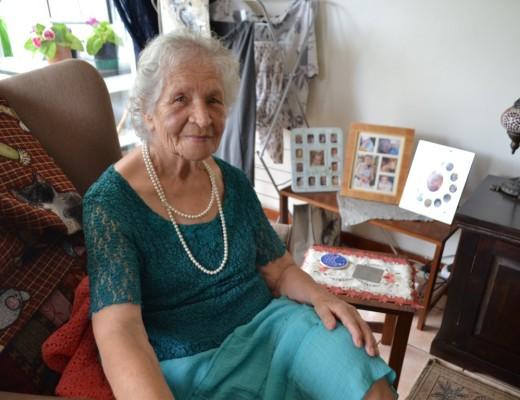 93 year old profile (Medium)