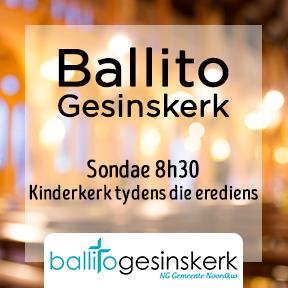 Ballito Gesinskerk 032 946 1198
