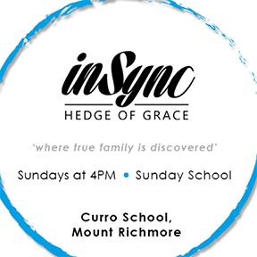 inSync Community Church 082 803 0930