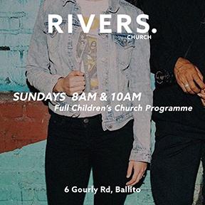 Rivers Church 087 941 4091