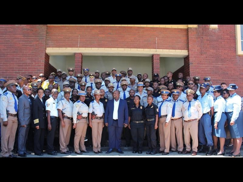 Security companies, emergency services and SAPS were honoured at  a stakeholder appreciation event organised by KwaDukuza Mayor Ricardo Mthembu.