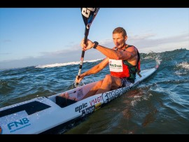 Euro Steel/Epic Kayaks' Hank McGregor. Photo: Anthony Grote/ Gameplan Media.