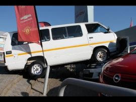 Bad drivers: SA Taxi Edition