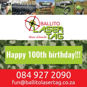 Ballito Laser Tag