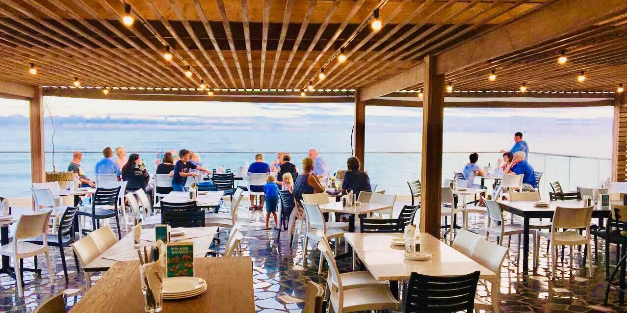 Ocean Blue Seafood Restaurant Menu