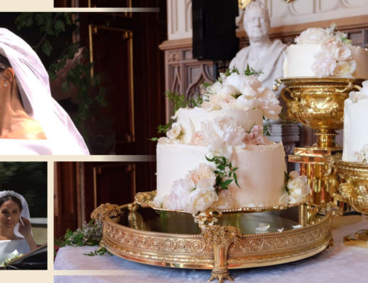 Meghan Markle Wedding Cake.The Royal Wedding Cake Is So Much More Than Meets The Eye