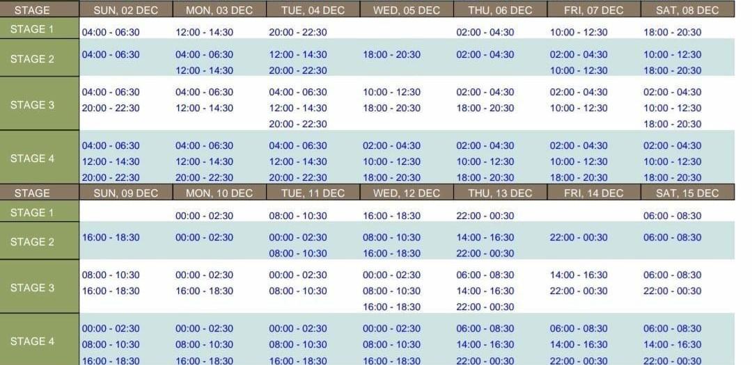 Load Shedding Schedule Eskom Wallpaper: Load Shedding: Eskom Implements Stage 2