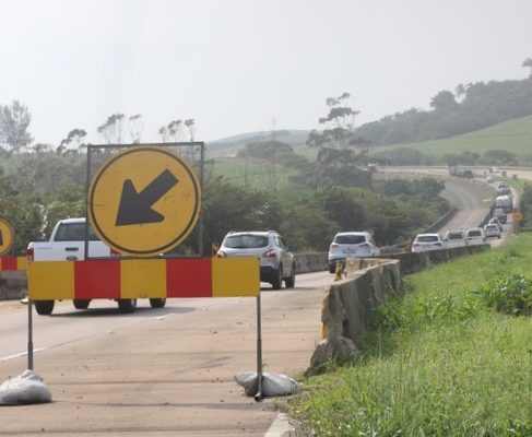 Baby steps for N2 roadworks – three and a half years overdue