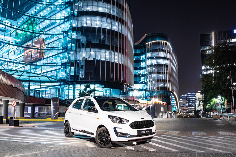 South Africa to get the Limited edition Figo Blu | North Coast Courier