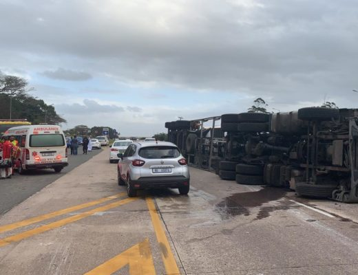 Fatal accident closes N2 south-bound, traffic backed-up for