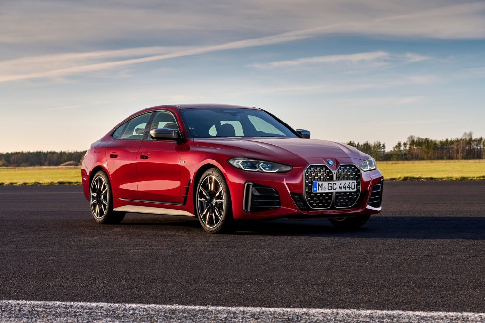 Practical new BMW 4 Series Gran Coupe revealed - North Coast Courier