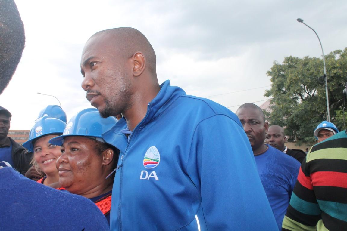 DA Premier Candidate Mmusi Maimane
