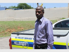 Hillbrow Police spokesperson Sergeant Nduduzi Zondo.