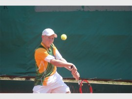 Charl Morgan is selected to represent South African tennis in the South African U14 boys' team.