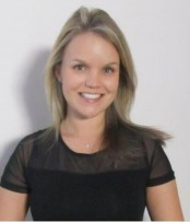 Megan Collinicos, Head of Advertising and Public Relations for DHL Express Sub Saharan Africa