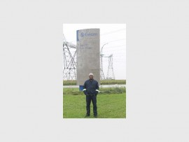 Eskom's Grootvlei power station.