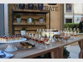Delicious... The Food and Wine Show is set to rock Johannesburg again next week.