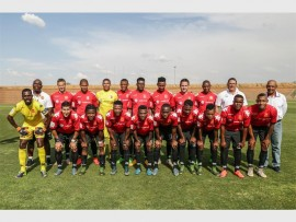 Highlands Park Football Club has a good chance of gaining promotion to the Premier Soccer League.