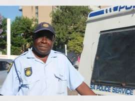 Warrant Officer Moses Maphakela, spokesperson for Bramley Police Station, confirms that two men have been arrested for assault.