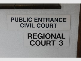 Alexandra Magistrates' Court.