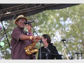 South African Music legend Sipho 'Hotstix' Mabuse is set to perform at the Sacred Heart Music Festival.