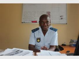 Captain Molefe Mogodi is the new spokesperson for Bramley Police Station.