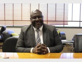Dr Rabelani Dagada is the City of Johannesburg's MMC for Finance.
