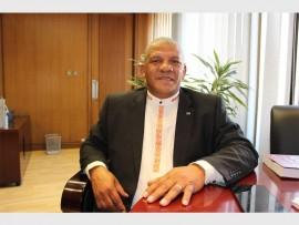 The City of Johannesburg's speaker, Vasco Da Gama. Photo: File.