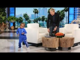 Learn some cool moves from 5-year-old Tavaris