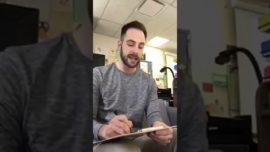 Teacher pranks students with fake spelling test