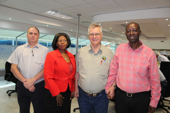 Community-led committee established to help fight crime in Joburg