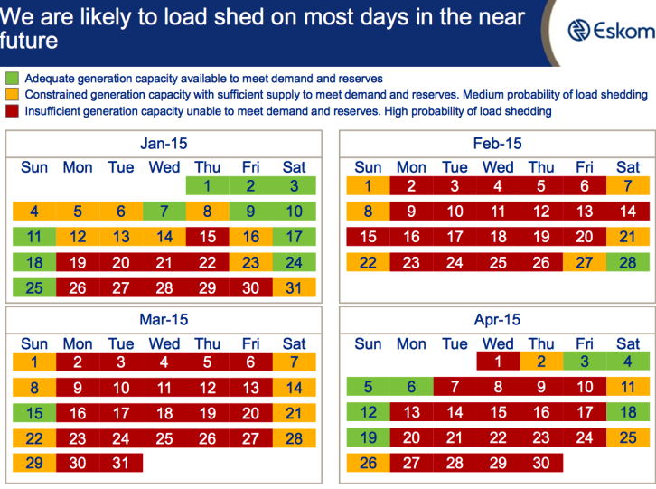 Load Shedding Today: UPDATE: No Power Cuts Planned For Monday