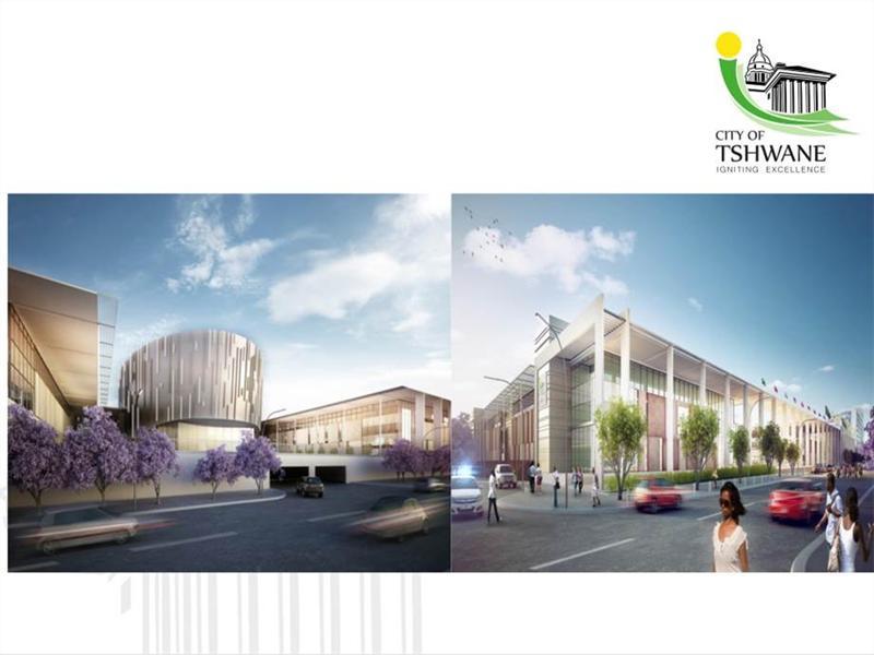 City Of Tshwane: Building Of Municipal HQ On Track