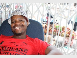 Leader of the Tshwane Barekisi Forum is recovering in hospital after he was shot in the chest on Thursday.