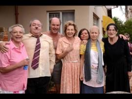 Die fiktiewe Beeslaar-familie. Foto: Eunice Visser