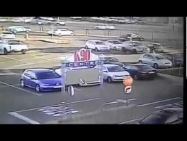 NATIONAL NEWS: Video shows men attack and chase criminals