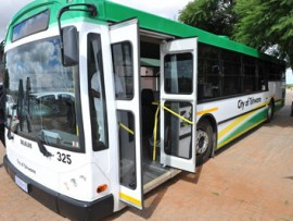Photo: tshwane.gov.za Tshwane metro bus service has been in showdown with unionised drivers since last week.