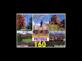 That the city of Pretoria turned 160 years on Monday was a mere historical fact which did not merit a celebration, the metro said. Photo: Facebook