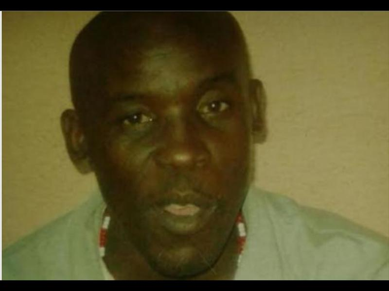 Joel Mashego (39) from Mamelodi East, Bufferzone went missing on 24 November 2014.