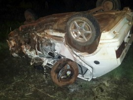 One killed in horrific collision. Photo: supplied
