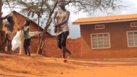 Kids in Uganda dance to 'Sorry' by Justin Bieber