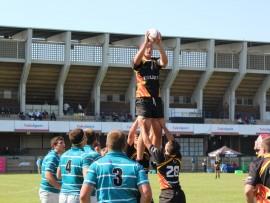 EG Jansen defeats  Hoërskool Garsfontein  39-36 in the third/fourth playoff place.