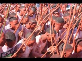 Initiation schools in Mamelodi. Photo: Rekord