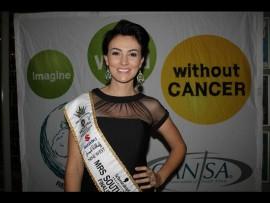 Schwarzkop Professional Mrs SA finalist Margy Pretorius PHOTO: Ron Sibiya