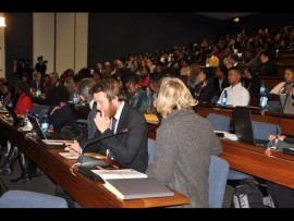 One hundred top postgraduate economics students from 14 universities as well as international and local experts participated in the first Public Economics Winter School on Monday, at the University of Pretoria. PHOTO: National Treasury